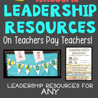Leader in Me resources for students