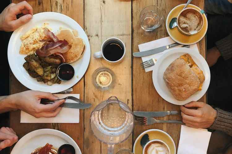 Pexels Photo Different types of food and different types of coffee
