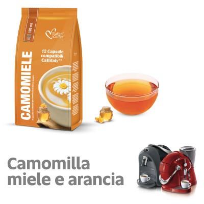 CAMOMILLA ARANCIA E MIELE - 12 CPS