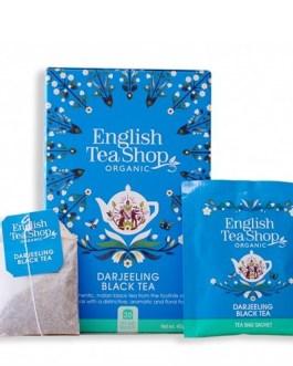 Darljeeling Black Tea – Tè Nero – 20 bustine di Tè (40Gr)