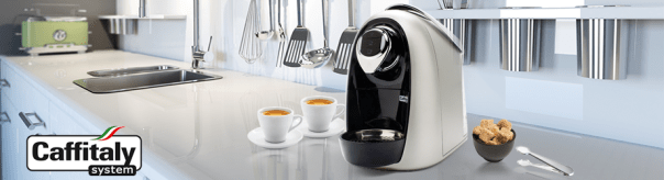 Caffitaly System Coffee Tea and more