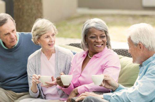 coffee helps live longer