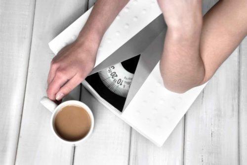 coffee burns fat