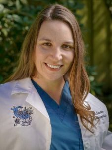 Owner/Chief Veterinarian - Dr. Jessie Sanders