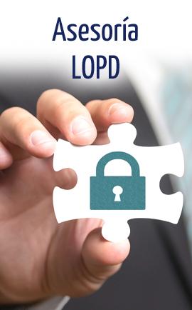 Asesoría LOPD