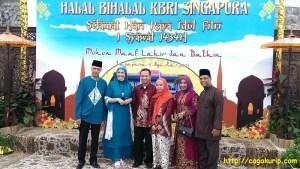 Foto Bersama Bapak Duta Besar