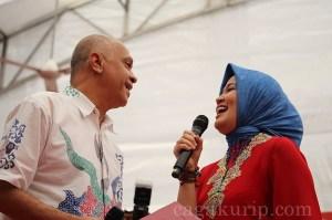 Bapak Dubes Andri Hadi dan Ibu Ferial Hadi