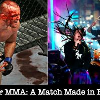 Feeling So Alive: P.O.D. Usage in MMA
