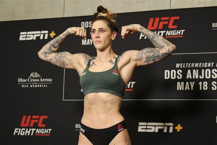 Megan Anderson vs. Norma Dumont Targeted for UFC Norfolk