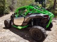 X3 rear