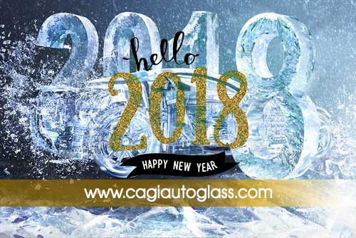 happy new year from california auto glass las vegas