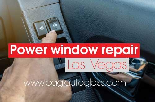 power window repair near me las vegas