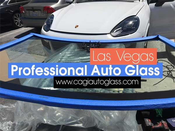 professional auto glass service las vegas