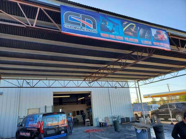 California Auto Glass 3rd Location