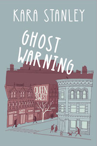 Kara Stanley Ghost Warning cover