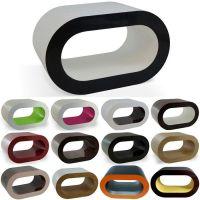 MADE in UK: Retro Lounge TV-Tisch LEO 60cm in 24389 Farbkombinationen!