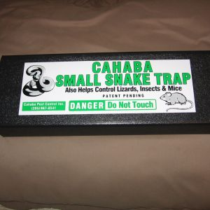 D) Small Snake Trap