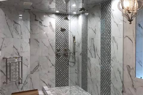 Bellaire Master Bathroom