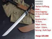 Rambo Sword