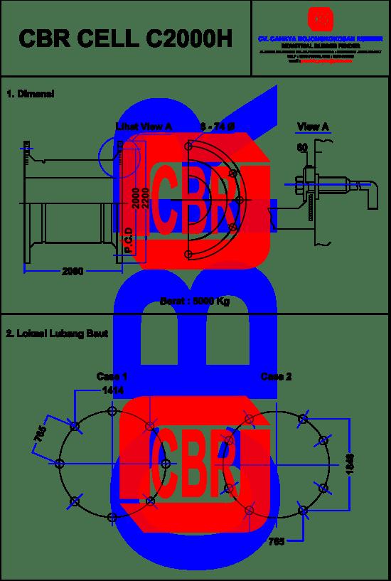 pengaplikasian cell rubber fender 2000H