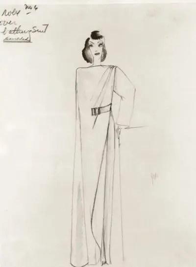 バスローブ・ドレス