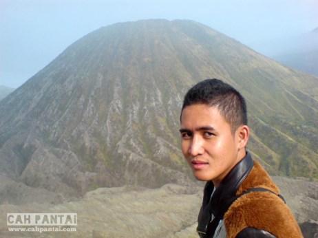Latar belakang Gunung Batok