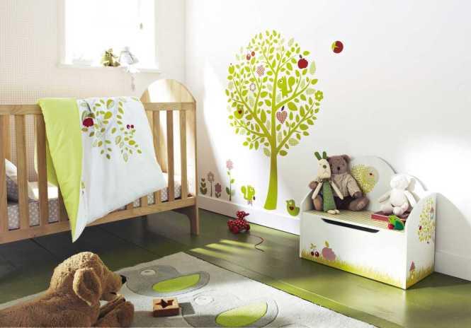 dekorasi ruangan kamar anak
