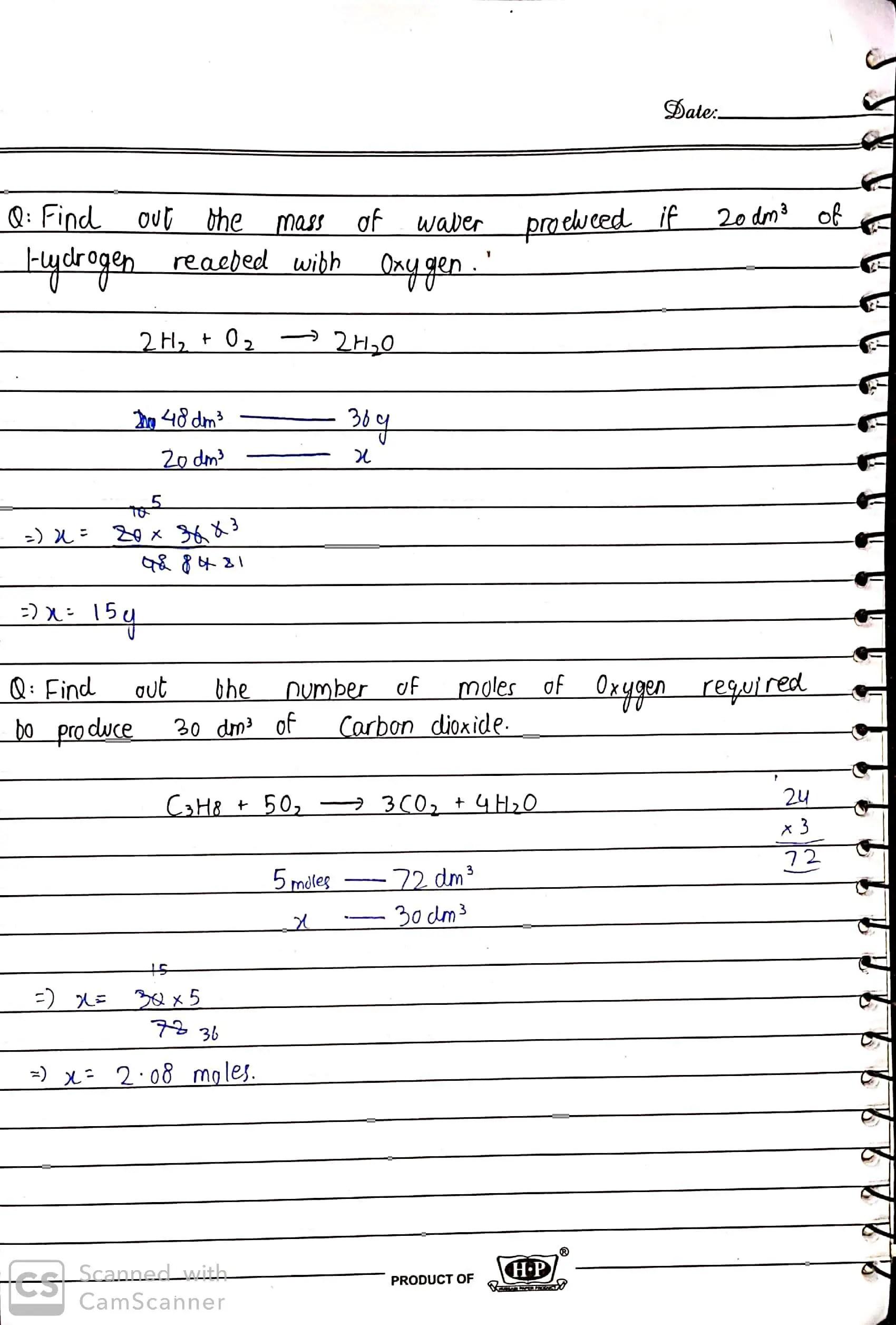 chem By sir Rizwan moles and basics_21