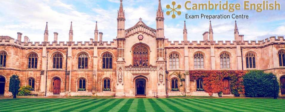 Cursos Cambridge 20/21