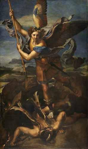 Saint Michael Michaelmas