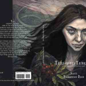 Chapbook cover - design by Julia Jeffery