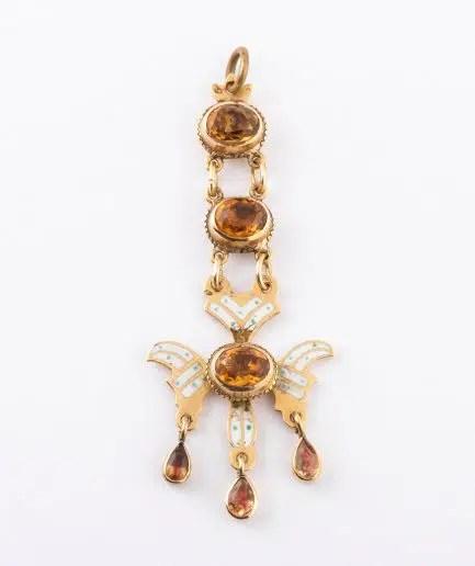 bijoux debut 19e siecle vente en ligne