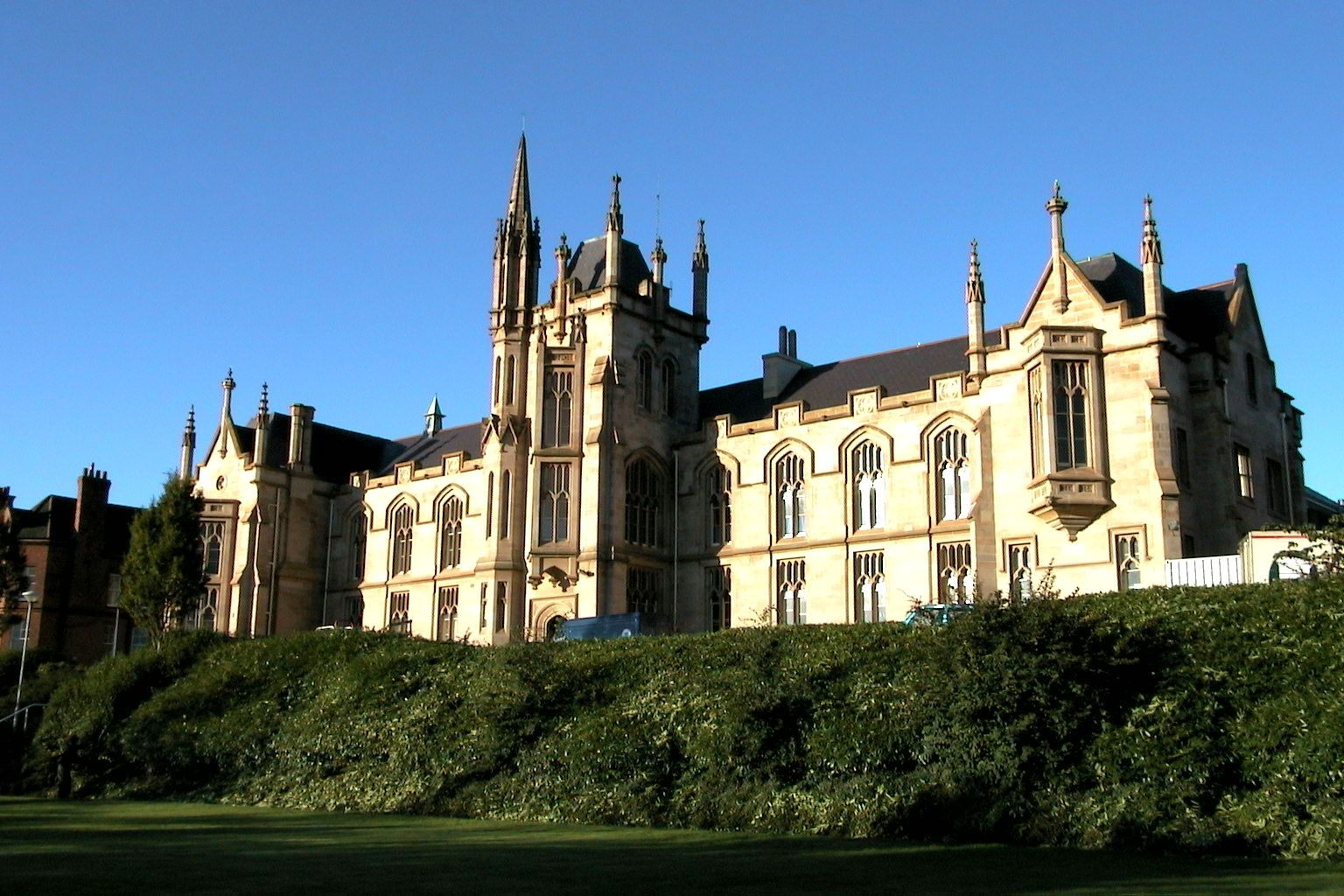 Ulster University Magee Campus