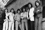 photograph of Miami Showband members