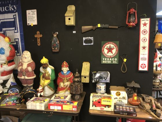 Public Auction At Cain Auction House – Saturday, October 10th – 6PM