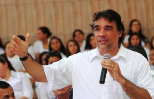 FOTO GILSON TEIXEIRA - Lobão Filho participa de Congresso das Assembléias de Deus  no   (6)