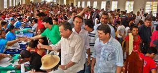 Foto 1 - Luis Fernando em Santa Luzia foto Jorge Ribeiro