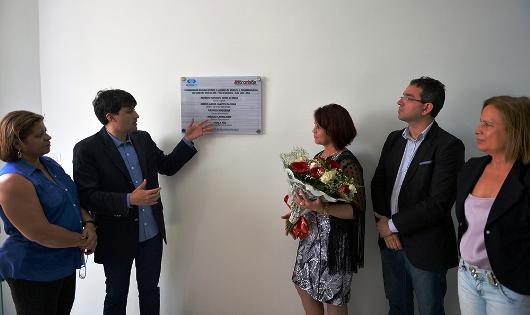 Foto 1 Prédio administrativo