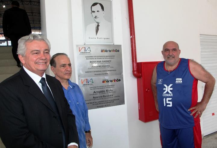 Foto 1 inauguração costa rodrigues foto Handson Chagas