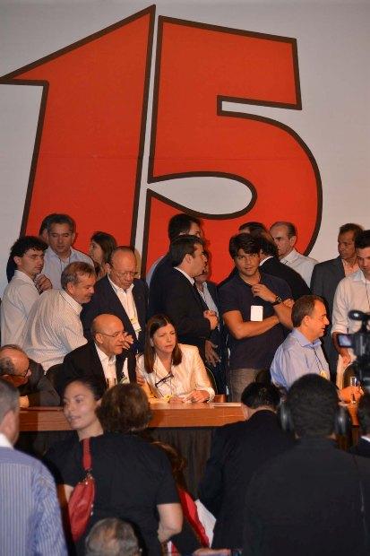 Foto 4 - Governadora em conven+º+úo foto Sergio Ferreira