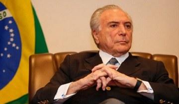 Presidente Michel Temer. Foto: Foto: Beto Barata/PR