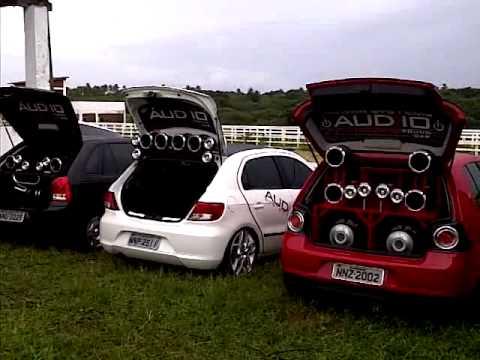 Encontro de Som Automotivo em Parnamirim. Foto: Ilustração/Reprodução