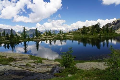 Tre giorni di trekking intorno al Mont Glacier nel Parco del Monte Avic