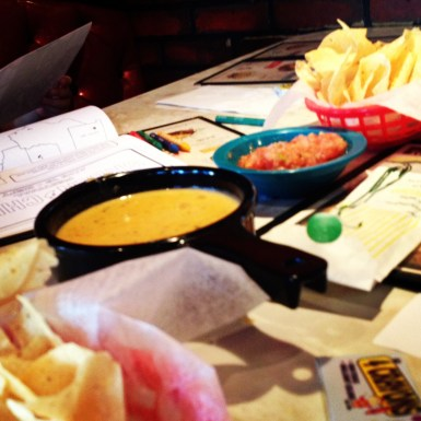 First good tex mex queso in the last year. We love Chuy's.