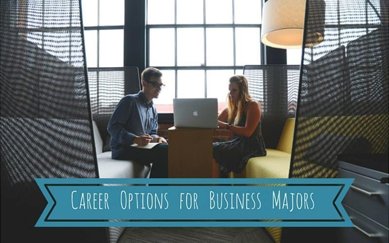 Career Options For Business Majors