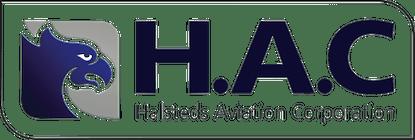 halsteads aviation corporation logo
