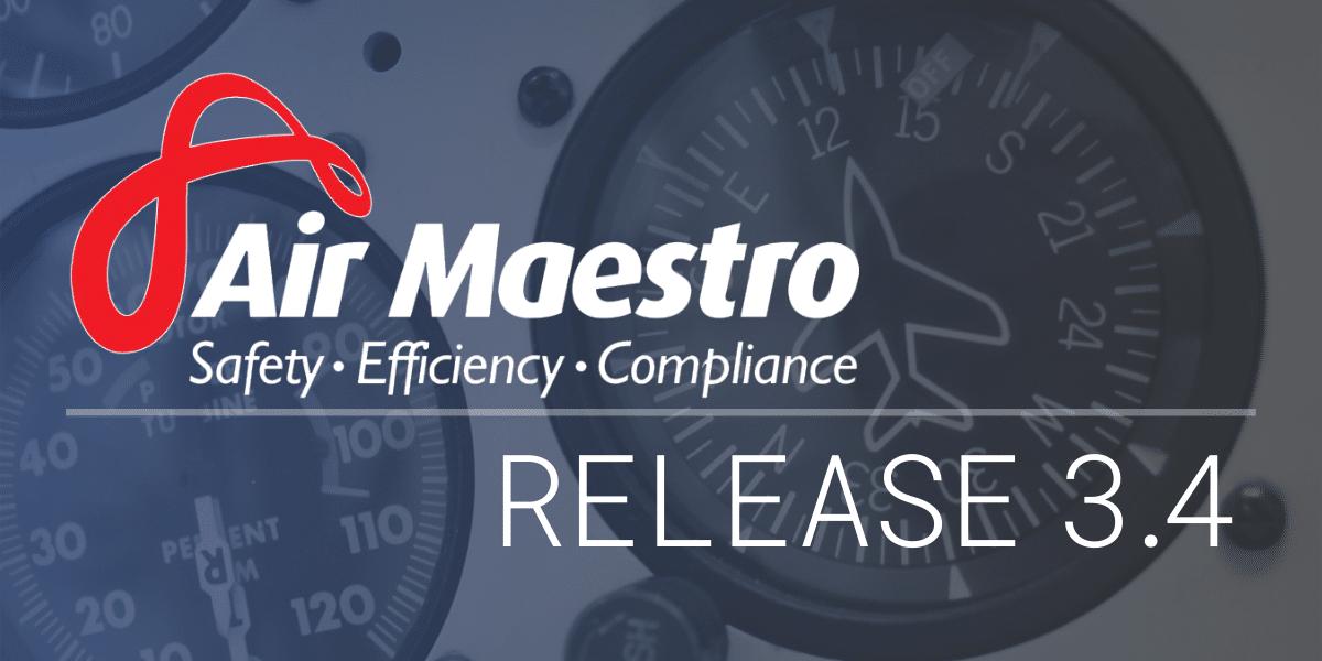 Air Maestro Release 3.4