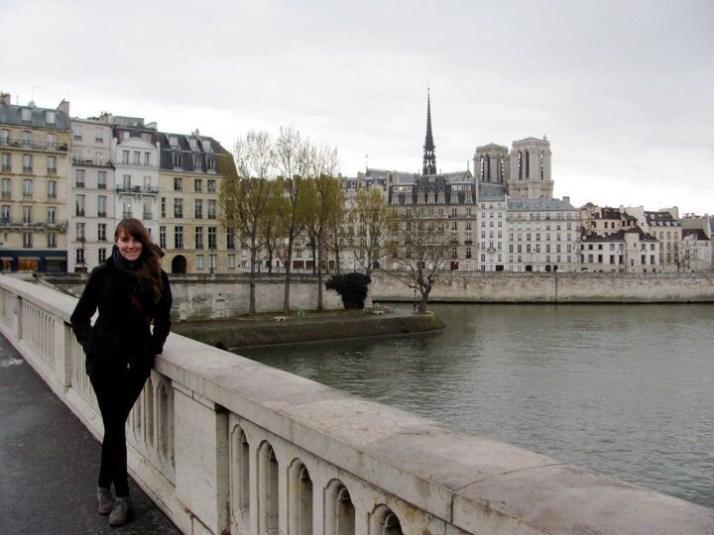 Ash in Paris