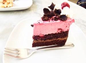 Cake culture in Budapest