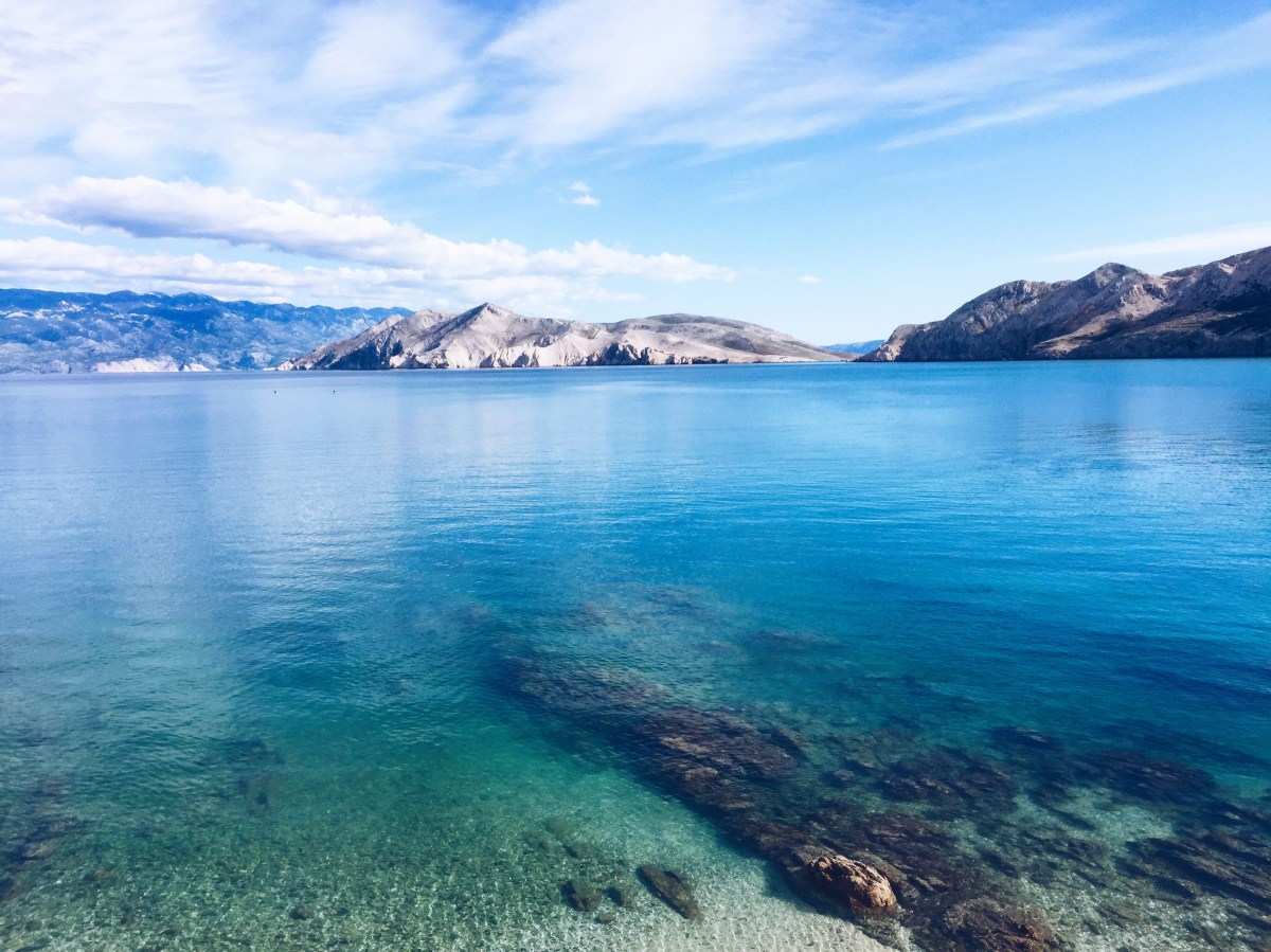 The Healing Sea